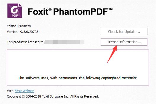 foxit phantompdf activation key free download